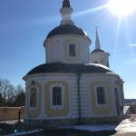 Усадьба Поречье Казанская церковь