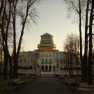 Усадьба Поречье, главный дом