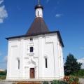 Пруссы Ильинская церковь