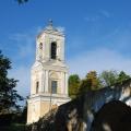 Усадьба Прямухино, Покровская церковь, колокольня