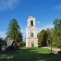 Усадьба Прямухино, колокольня Покровской церкви