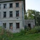 Усадьба Пущино, главный дом со стороны двора