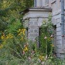 Усадьба Пущино, фрагмент дворового фасада