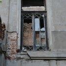 Усадьба Пущино, фрагмент фасада