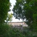 Усадьба Пущино, вид на дом из парка