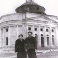 Усадьба Пятая гора, церковь Троицы