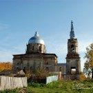 Усадьба Рай - Семеновское, Спасская церковь