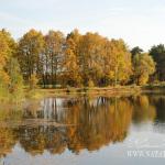 Пруд в Рай - Семеновском