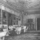 Дворец Разумовского на Гороховом поле, гостиная