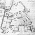 Генеральный план дворца графа А.К. Разумовского. Проект 1800-1801 гг.