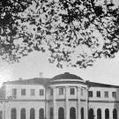 Усадьба Самуйлово. Фасад со стороны сада