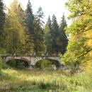 Усадьба Середниково Чертов мост