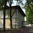 Усадьба Щапово, главный дом со стороны двора