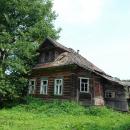 Усадьба Щербово брошенный дом