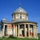 Усадьба Шкинь Духовская церковь. Фото Наталья Бондарева 2005 г.