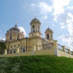 Шкинь Духовская церковь. Современное фото Александра Сахарова