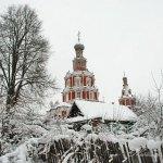 Усадьба Софрино. Церковь Смоленской иконы Божией матери