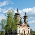 Усадьба Спас-Косицы. Храм Преображения Господня