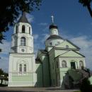 Усадьба Старо–Никольское. Духовская церковь
