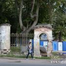 Усадьба Старо–Никольское, ограда парадного двора