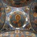 Усадьба Старо-Никольское. Интерьер Духовской церкви