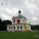 Усадьба Старожилово, церковь Петра и Павла