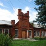 Усадьба Старожилово Рязанская область. Управление Старожиловского конного завода