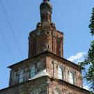 Усадьба Степановское, церковь Исакия Долматского