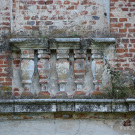 Усадьба Степановское, фрагмент декора церкви Исакия Долматского