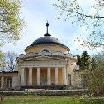Усадьба Суханово, мавзолей Волконских