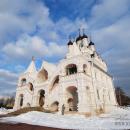 Церковь Благовещения в Тайнинском