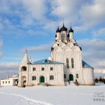 Усадьба Тайнинское. Церковь Благовещения
