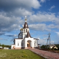 Талицы. Церковь Рождества Пресвятой Богородицы