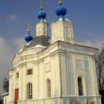 Тарычево. Церковь Рождества Пресвятой Богородицы, фото 02.2005