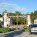 Усадьба Тайцы, ворота на парадный двор