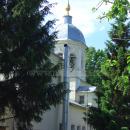 Церковь в усадьбе Троицкое на Обитце. Фото Наталья Бондарева, 2005 г.