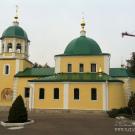 Церковь в усадьбе Троицкое на Обитце