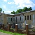 Господский дом в бывшей усадьбе Троицкое на Обитце. Фото Наталья Бондарева, 2005 г.