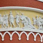 Никольская церковь в усадьбе Царёво