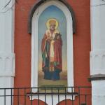 Царёво, Церковь Николая Чудотворца