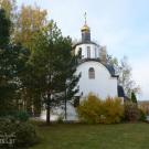 Усадьба Успенское, церковная территория