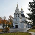 Усадьба Успенское, церковь Успения Пресвятой Богородицы