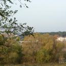 Усадьба Успенское, вид на долину Москва реки