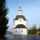 Усадьба Успенское, церковь Успения Пресвятой Богородицы (вид с востока)
