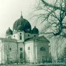 Усадьба Устье Бельское. Церковь Вознесения Господня