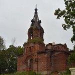 Ратчино церковь Георгия Победоносца