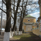 Усадьба Валуево, башня ограды
