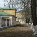 Усадьба Валуево служба и башня ограды