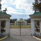 Усадьба Валуево, парадные ворота