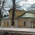 Усадьба Валуево, служба